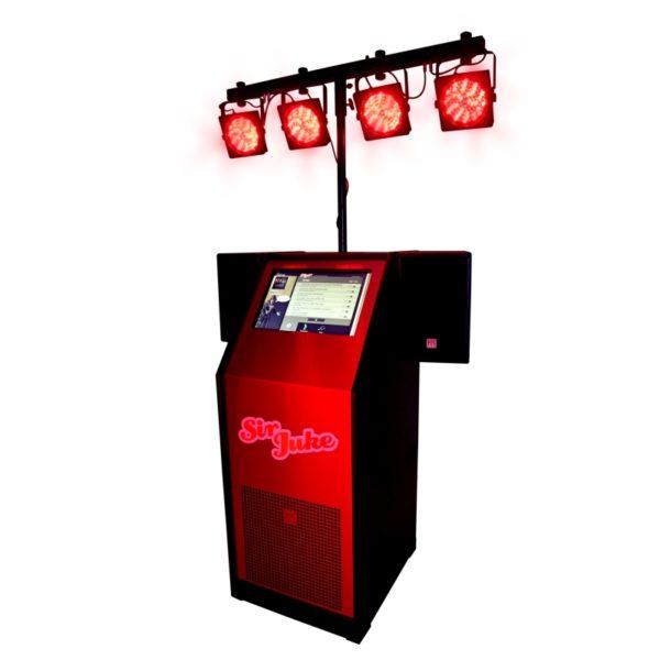 Lej en sirjuke jukebox hvis der skal gang i festen