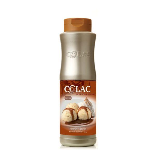 Rigtig lækker cremet karamel sovs til softice